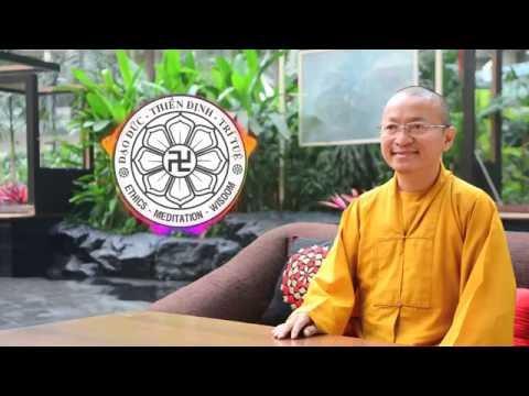 Vấn đáp phần 1: Thiền tịnh song tu (01/11/2009) Thích Nhật Từ