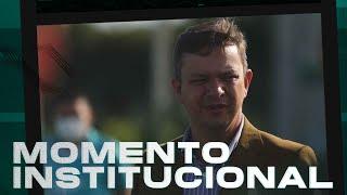 Momento Institucional - Entrevista com  Glenn Stenger