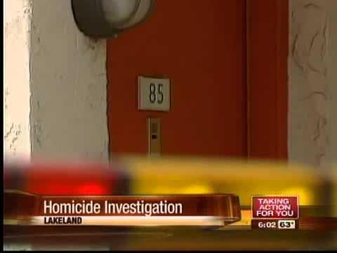 Lakeland Police investigating homicide