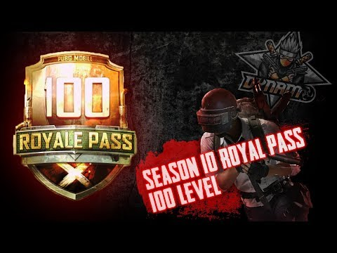 PUBG MOBILE ROYAL PASS LEVEL 100 & 0.15.5 UPDATE DETAILS