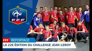La 22e édition du Challenge Jean-Leroy, reportage I FFF 2018