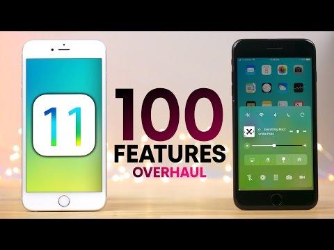 iOS 11 e le 100 novità più desiderate dagli utenti in un lungo interessante elenco