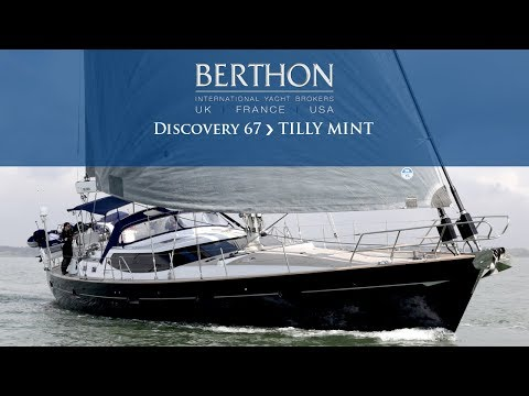 Discovery 67 (TILLY MINT) Walkthrough – Yacht for Sale – Berthon International Yacht Brokers
