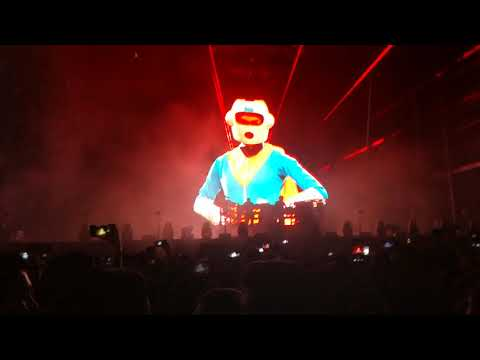 The Chemical Brothers Eve Of Destruction Live Corona Capital Guadalajara 2019
