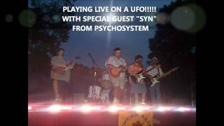 "A MEMORY IN TIME  **THE UFO STAGE** ( ""Someone We Need"" - Pic Archive) :by Southern Raiders Band"