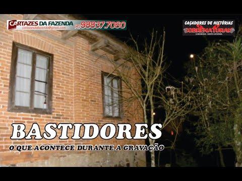 Bastidores da gravação da pousada dos tropeiros #cacadoresdehistoriassobrenaturais