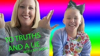 2 TRUTHS AN A LIE! JoJo's Juice
