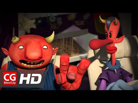 "CGI Animated Short Film HD: ""The Brothers Brimm"" by DAVE School"