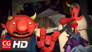 """CGI Animated Short Film HD: """"The Brothers Brimm"""" by DAVE School"""