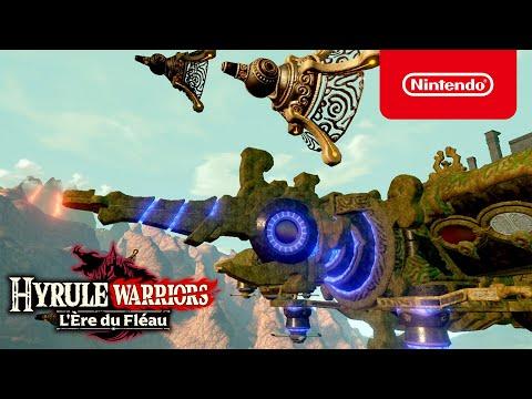 Bande-annonce pour la sortie de la démo de Hyrule Warriors : L'Ère du Fléau
