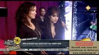 SR2010: Katja Schuurman zoent met Ellen ten Damme - 3FM Serious Request 2010