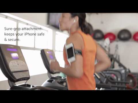 Clip-Fit Armband for iPhone 6