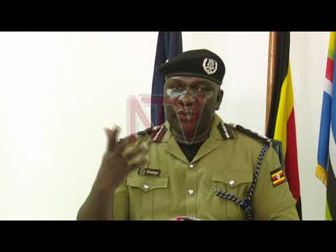 Poliisi eriko abantu 9 beenoonya ku nsonga z'ettemu ku ba Bodaboda