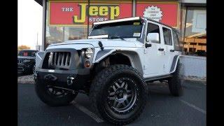 2016 Custom Built Wrangler- Best Jeep Dealer in NJ