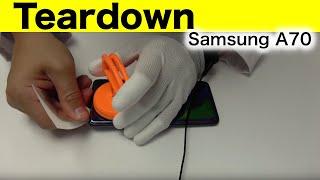 Samsung A70 Teardown & Disassembly &  Repair Video Guide