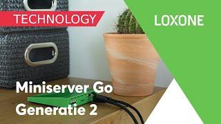 Loxone Miniserver Go Generatie 2