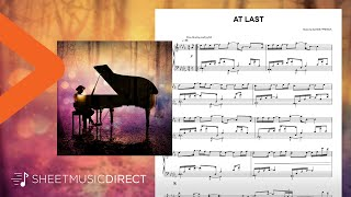 Alexis Ffrench   At Last (Official Piano Sheet Music)