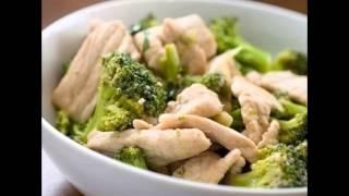 Свинина с брокколи рецепт