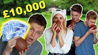 £10,000 EASTER EGG HUNT
