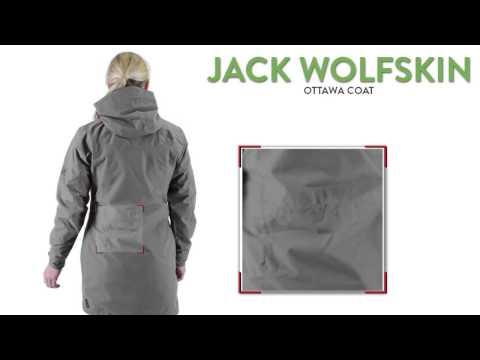 Jack Wolfskin Ottawa Coat - Waterproof, 3-in-1 (For Women)