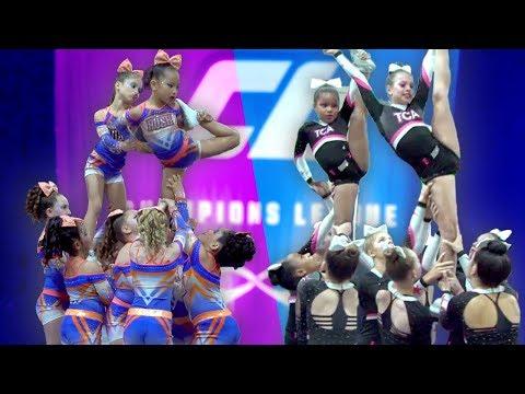 Squad Battle | Cheerleaders Champions League EP 6