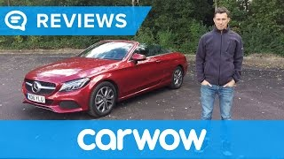 Mercedes C Class Cabriolet 2018 In Depth Review | Mat Watson Reviews