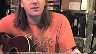 Cynical Girl (Marshall Crenshaw Acoustic Cover)