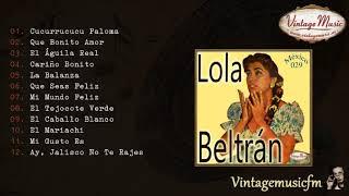 Lola Beltrán. Rancheras, Colección Mexico #29 (Full Album/Álbum Completo)