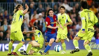 Messi Solo Goal vs Getafe ► Best Possible 1080p Quality [& English Commentary] ||HD||