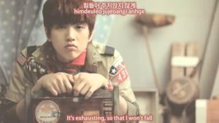 B1A4 (비원에이포) Crush 짝사랑 Eng Sub + Han/Rom