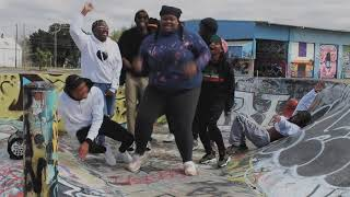 LIL BEBE Remix (ft. Lil Baby)   DaniLeigh #woah (official Dance Video) @OHTHATSPAX