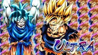 Fastest Friendship Grind & How To Unlock Ultra Rarity Super Saiyan Goku Quickly! Dragon Ball Legends