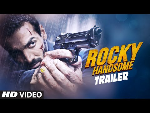 Download ROCKY HANDSOME Theatrical Trailer | John Abraham, Shruti Haasan | T-Series