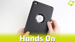 OtterBox Defender iPad Mini 4 Case - Hands On Review - dooclip.me