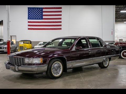 1994 Cadillac Fleetwood (CC-1383490) for sale in Kentwood, Michigan