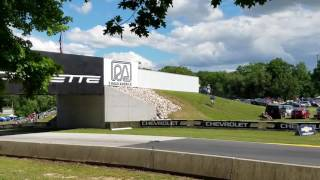 2017 Indycar Kohler Grand Prix Qualifying At Road America