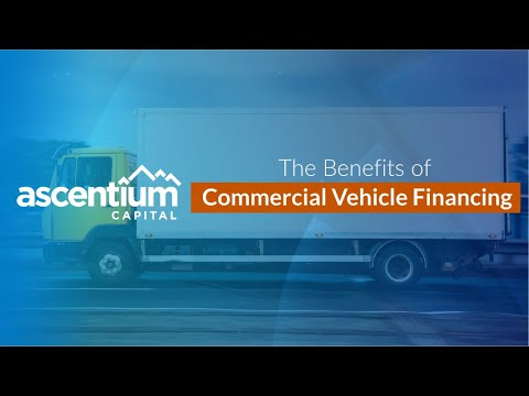 Commercial vehicle financing: Flexible programs to drive your business forward Video