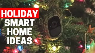 5 Smart Home Christmas Ideas: Automate Your Holiday Lights & More