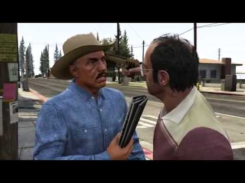 Grand Theft Auto 5 GTA5 Minute Man Blues Strangers And Freaks Gold Achievement Walkthrough