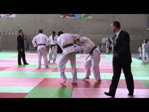 Judo Campeonato Navarro Sénior (1)