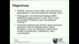 Overcoming Common User Acceptance Testing (UAT) Misconceptions