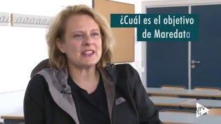 Maredata, Ciencia Abierta En España - Noticia @UPVTV 08-03-2016