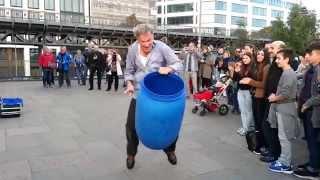 Уличные музыканты в Гамбурге 1 (Oded Kafri)