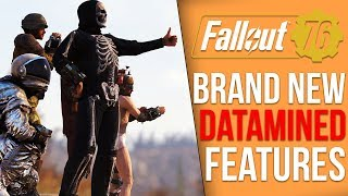 Fallout 76 Datamined Info - Team Deathmatch Mode, Teamed Quickplay Events, Aliens (Fallout 76 Leaks)