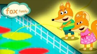 Fox Family and Friends cartoons for kids #518