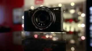 Hands On: FujiFilm X-M1, XF 27mm f/2.8 Pancake Lens and XC 16-50mm f/3.5-5.6 Lens.