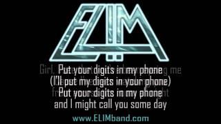 ELIM - Digits - with lyrics