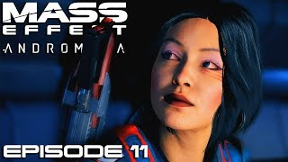 Mass Effect: Andromeda - Ep 11 - La Moshae - Let's Play FR ᴴᴰ