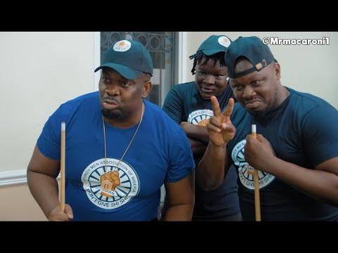 Mr Macaroni Starring Don Jazzy And Dr Sid – Stingy Men Associatio