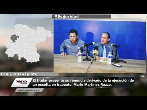 Luis Enrique Ramírez Saldaña renuncia como titular de la SSPL